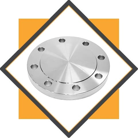 Stainless Steel 304 / 304L / 304H Blind Flanges