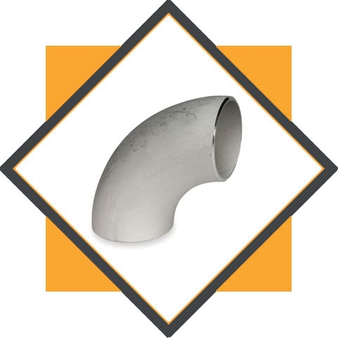 Duplex Steel Buttweld Elbow