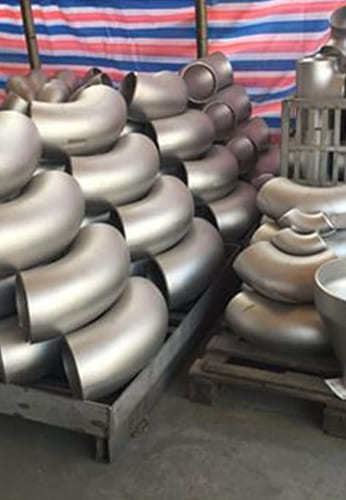 Duplex Steel UNS S31803 /  S32205   Pipe Fittings