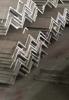High Nickel Alloy Angle, Channel