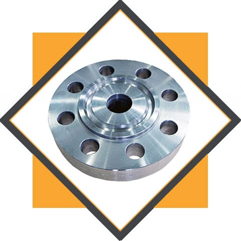 Stainless Steel 304 / 304L / 304H Ring Type Joint Flanges