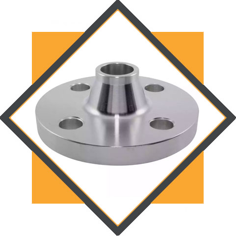 Special Alloy Welding Neck Flanges