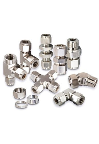 SS 304 / 304L / 304H Ferrule Fittings