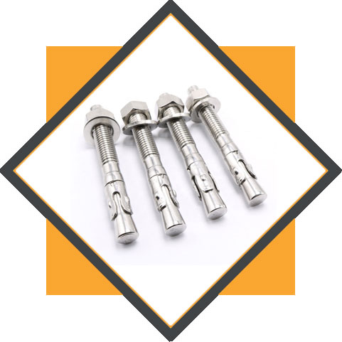 Stainless Steel 310 / 310S / 310H Anchor Bolts