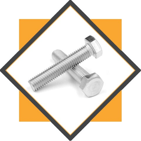 Stainless Steel 304 / 304L / 304H Bolts