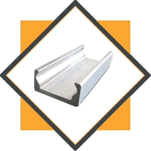 Stainless Steel 321 / 321H C Channel