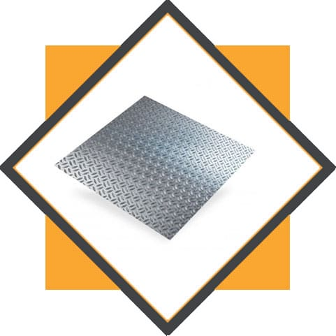 Stainless Steel 310 / 310S / 310H Chequered Plate