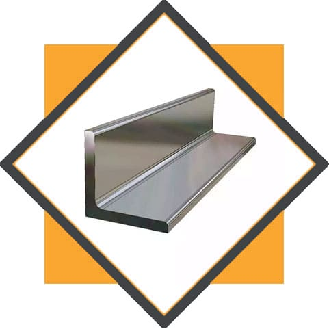 Super Duplex Steel S32750 / S32760 Equal Angle