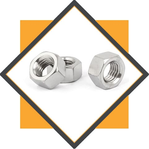 Stainless Steel 304 / 304L / 304H Nuts