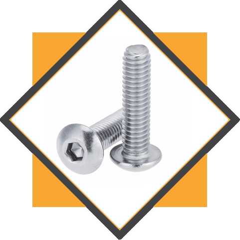 Stainless Steel 304 / 304L / 304H Screw