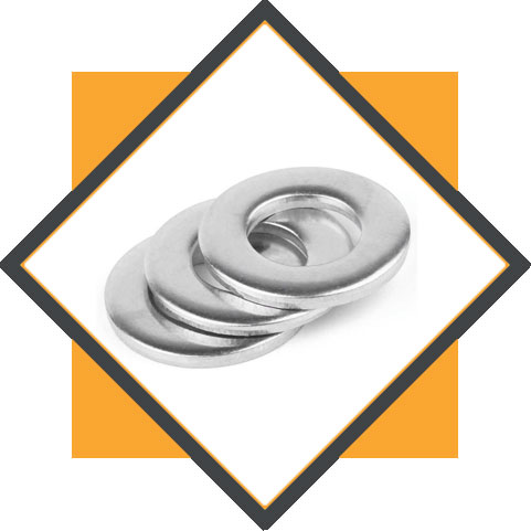 Stainless Steel 304 / 304L / 304H Washers