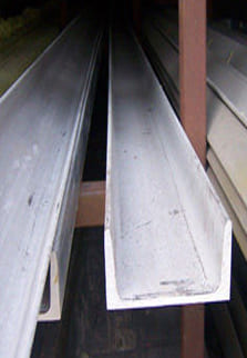Duplex Steel S32750 / S32760 Angle, Channel