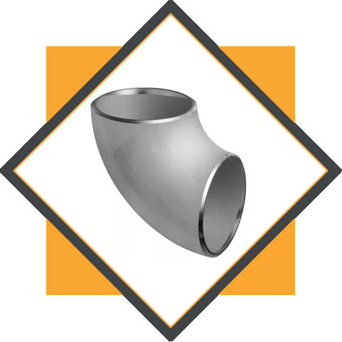 Super Duplex Steel Buttweld Elbow