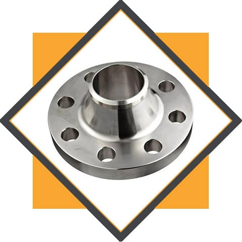 Stainless Steel 304 / 304L / 304H Weld Neck Flanges