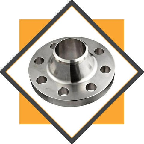 Stainless Steel Welding Neck Flanges